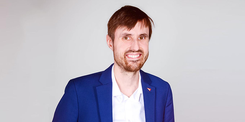 Titus Schüller, DIE LINKE, Stadtrat, Weiterer stellvertretender Bezirkstagspräsident