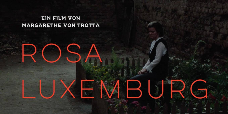 Header zum Kinofilm Rosa Luxemburg