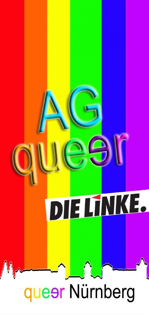 Logo AG Queer Nürnberg
