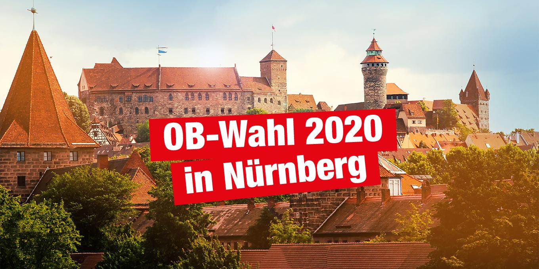 DIE LINKE Kommunalwahl 2020 Nürnberg