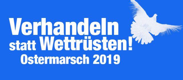 Friedensforum Nürnberg: Ostermarsch 2019