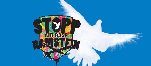 Tickets: Demo gegen den Drohnenkrieg in Ramstein