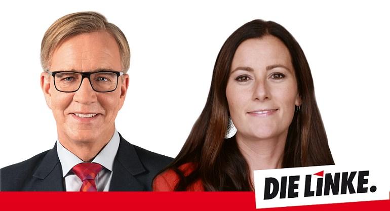 NürnbergSozial: Dietmar Bartsch, Janine Wissler & Titus Schüller